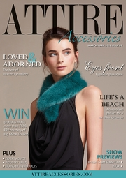 Issue 69 of Attire Accessories magazine