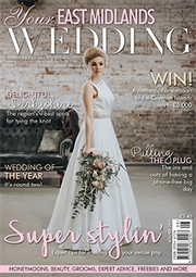 Your East Midlands Wedding magazine