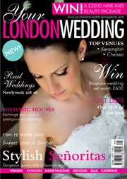 Your London Wedding - Issue 1