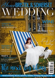 Your Bristol and Somerset Wedding - Subscription