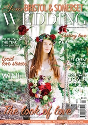 Visit the Your Bristol & Somerset Wedding magazine website