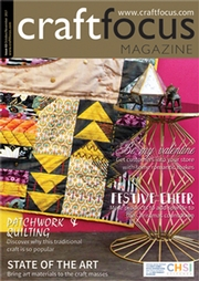 Issue 63 of Craft Focus magazine