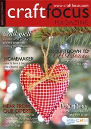 Issue 64 of Craft Focus magazine