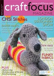 Issue 65 of Craft Focus magazine