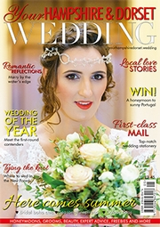 Your Hampshire and Dorset Wedding - Issue 62