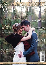 Your Hampshire and Dorset Wedding - Issue 66
