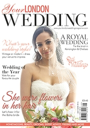 Your London Wedding - Issue 47