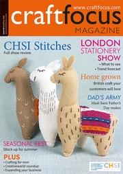 Issue 66 of Craft Focus magazine