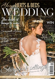 Your Herts and Beds Wedding - Issue 57
