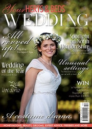 Your Herts and Beds Wedding - Issue 58