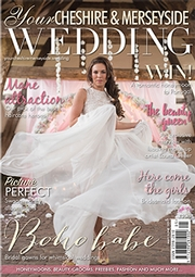Your Cheshire and Merseyside Wedding - Issue 33