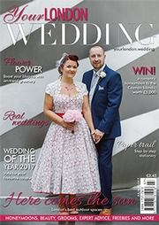 Your London Wedding - Issue 54