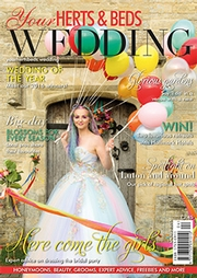 Your Herts and Beds Wedding magazine