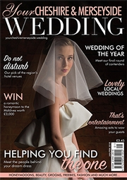 County wedding magazines previous issues of your cheshire your cheshire and merseyside wedding issue 37 junglespirit Choice Image