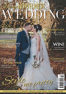 Issue 48 of Your North West Wedding magazine