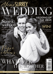 Your Surrey Wedding - Issue 61