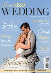 Your Sussex Wedding - Issue 61
