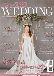Your Sussex Wedding - Issue 66