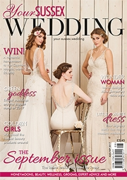 Your Sussex Wedding - Issue 68