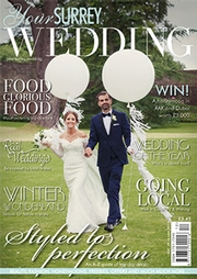 Your Surrey Wedding - Issue 62