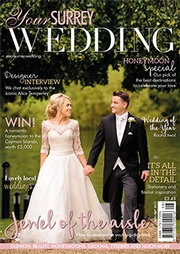 Your Surrey Wedding - Issue 66