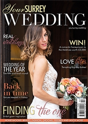 Your Surrey Wedding magazine