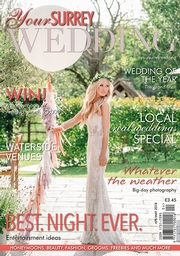 Your Surrey Wedding - Issue 70