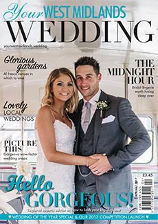 Issue 49 of Your West Midlands Wedding magazine