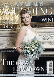 Your West Midlands Wedding - Subscription