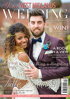 Issue 54 of Your West Midlands Wedding magazine