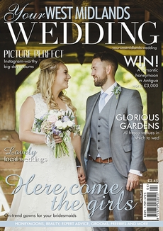 Issue 55 of Your West Midlands Wedding magazine