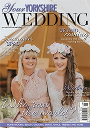 Your Yorkshire Wedding magazine