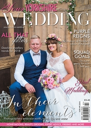 Visit the Your Yorkshire Wedding magazine website