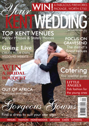 Your Kent Wedding - Issue 8