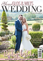 Your Gloucestershire and Wiltshire Wedding - Issue 3