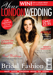 Your London Wedding - Issue 4
