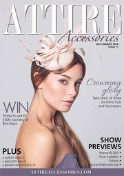 Issue 71 of Attire Accessories magazine