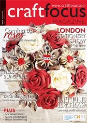 Issue 67 of Craft Focus magazine