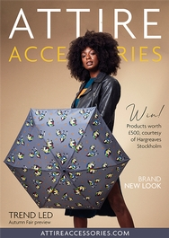 Issue 72 of Attire Accessories magazine