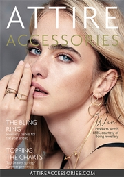 Issue 73 of Attire Accessories magazine
