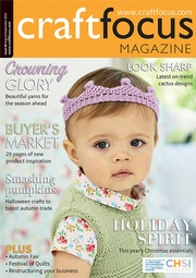Issue 68 of Craft Focus magazine