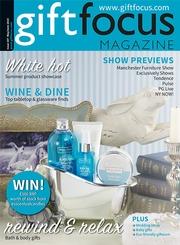 Issue 107 of Gift Focus magazine