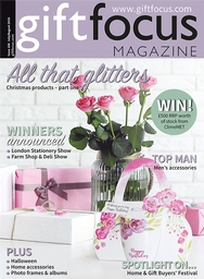 Issue 108 of Gift Focus magazine