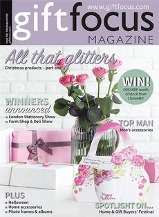 Issue 108 of Gift Focus magazine