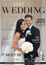 Your Surrey Wedding - Issue 73