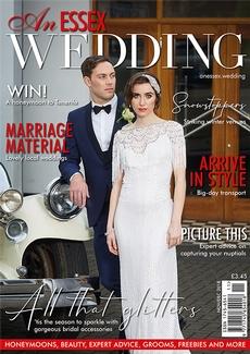 Issue 83 of An Essex Wedding magazine