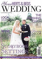 Your Herts and Beds Wedding - Issue 68