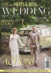 Your Herts and Beds Wedding - Issue 69