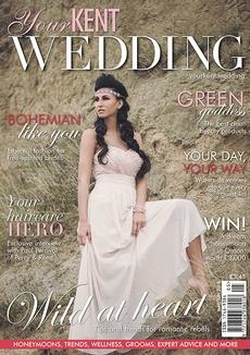 Issue 78 of Your Kent Wedding magazine