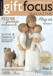 Issue 109 of Gift Focus magazine